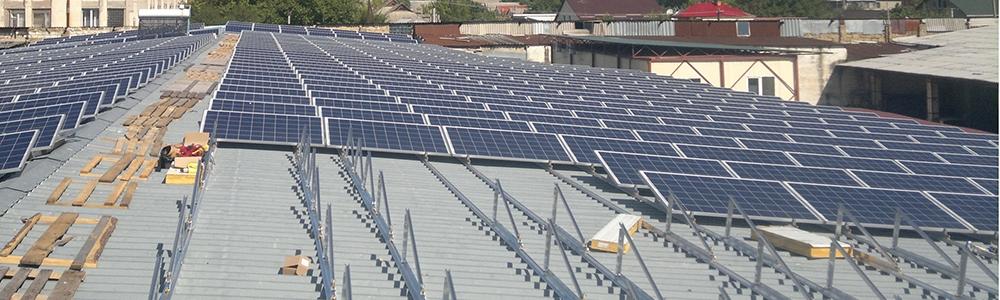 Нагревательный элемент увеличит КПД солнечных панелей