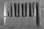 Ученые создали самый маленький в мире литий-ионный аккумулятор, размером не больше крупинки песка