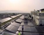 Крупнейший в мире комплекс возобновляемых источников энергии